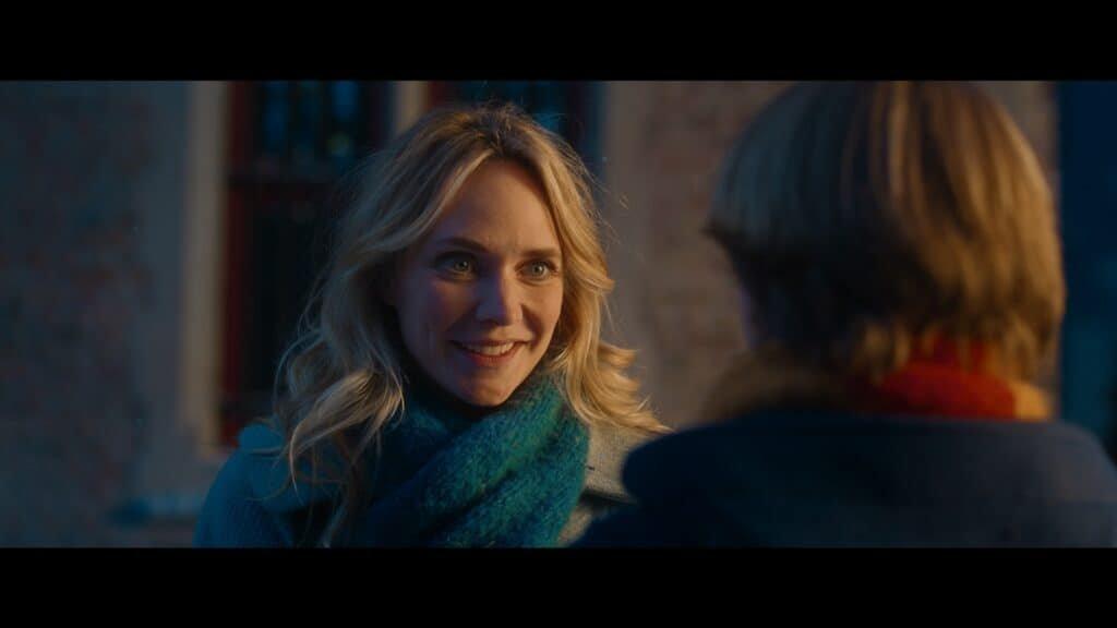 Bracha van Doesburgh in De Familie Claus op Netflix (kerstfilm)
