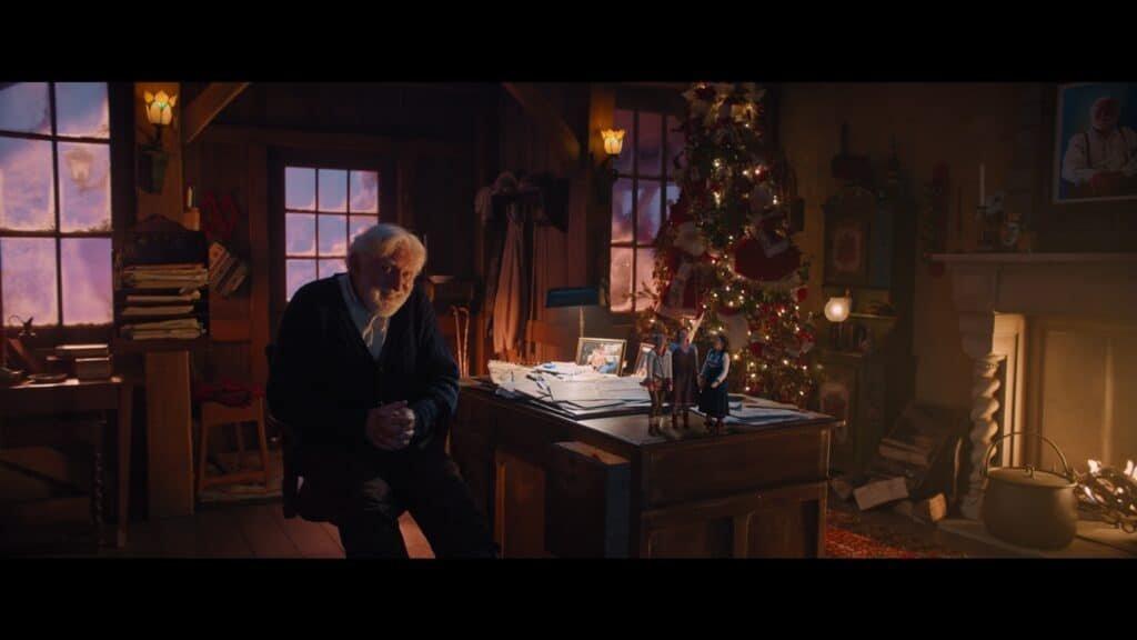 Jan Decleir speelt kerstman in film De Familie Claus op Netflix
