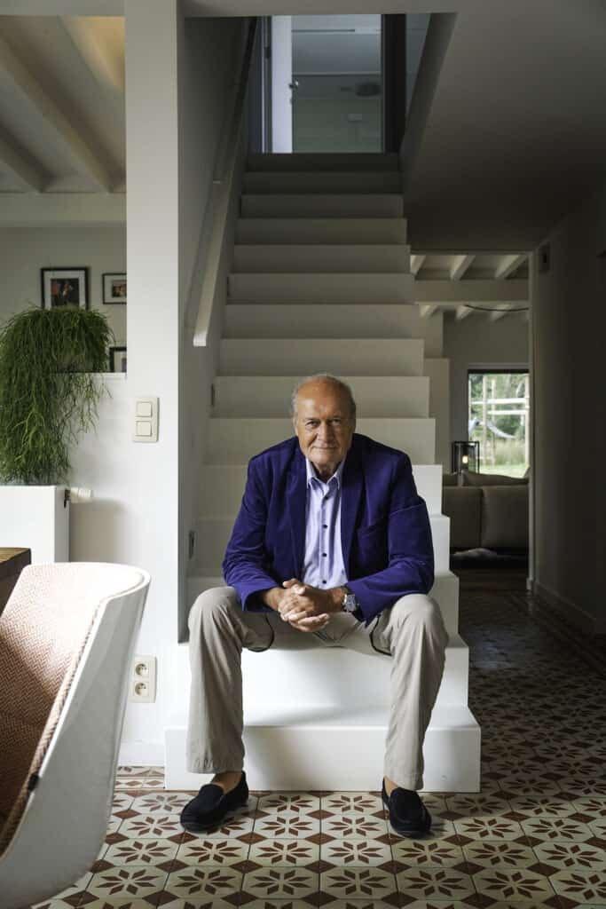Jacques Vermeire één van de gasten in Het Huis 2020