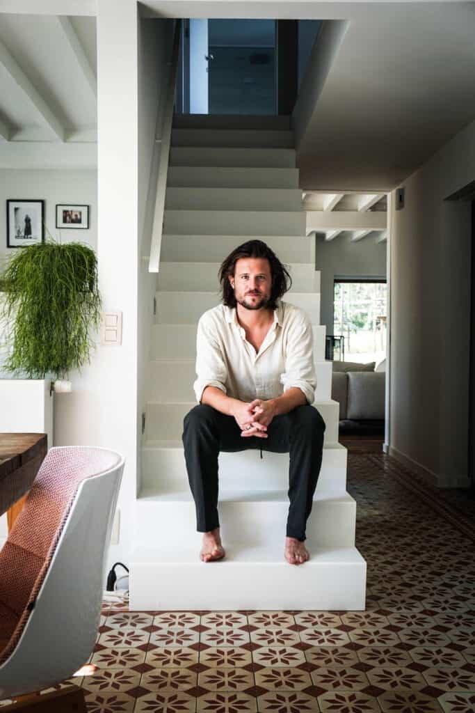 Mathieu Terryn (Bazart) één van de gasten in Het Huis 2020