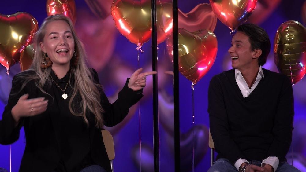 Danilo Kuiters uit The Voice  in First Dates Specials, waarin BN'ers de liefde zoeken