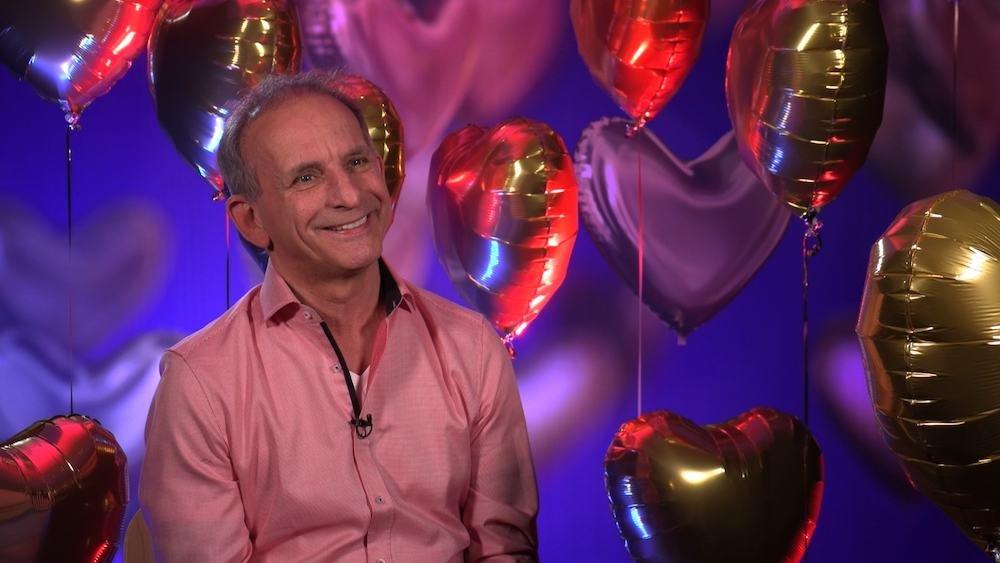 Johan Vlemmix  in First Dates Specials, waarin BN'ers de liefde zoeken