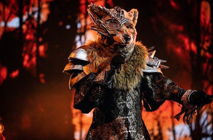 Kevin Janssens is Wolf in The Masked Singer België
