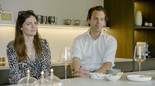 Maxence Sys en Astrid Parret in Latem leven op VTM 2