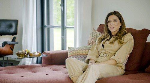 Valerie De Booser in Latem Leven op VTM 2