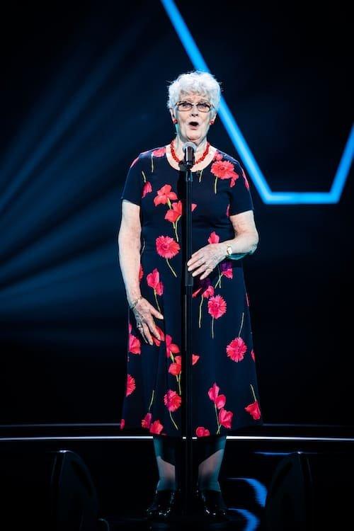 The Voice Senior 2020 Doortje Van Dersteen (80, Mol)
