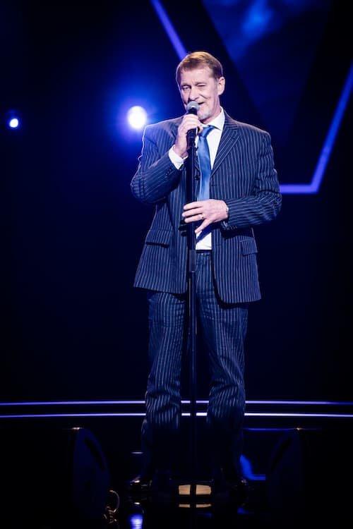 The Voice Senior 2020 Gilbert Van Meel (65, Westerlo)