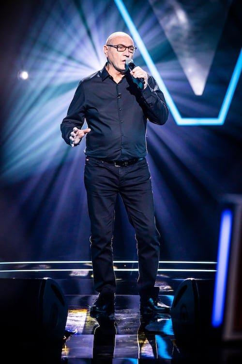 The Voice Senior 2020 Jean Guldix uit Malderen