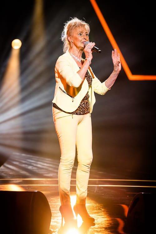 The Voice Senior 2020 Laurie Goemaere (74, Stekene)