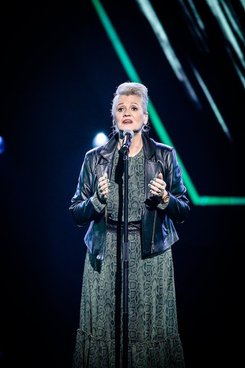 The Voice Senior 2020 Marie-Jeanne Vandyck (63, Halen)