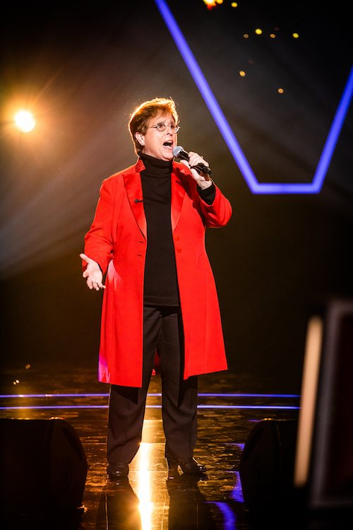 The Voice Senior 2020 Nini Gery uit Boekhoute
