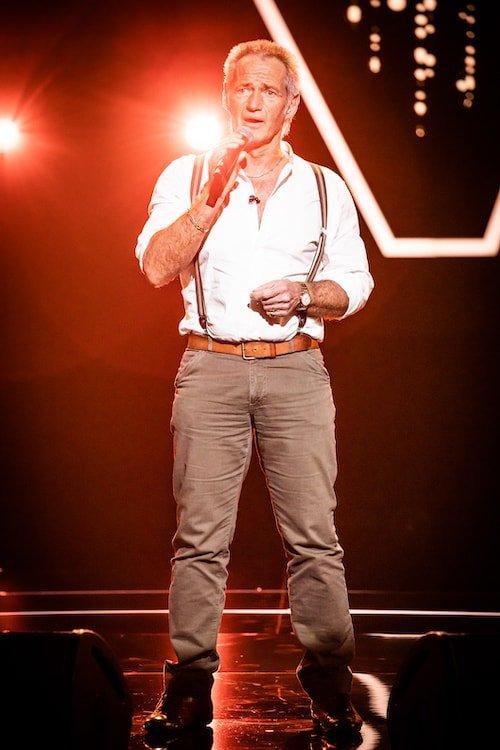 The Voice Senior 2020 Rene Sleeckx uit Dessel