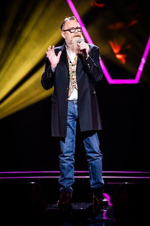 The Voice Senior 2020 Roland van Beeck uit Essen
