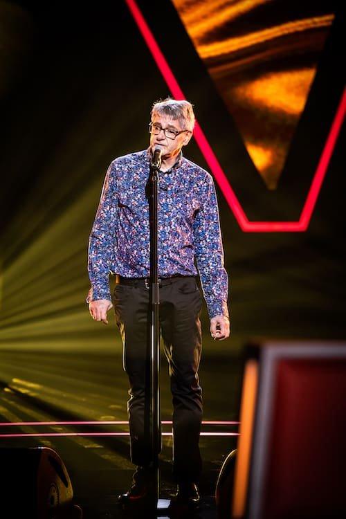 The Voice Senior 2020 Toon Geys (66, Lommel)