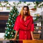 Elodie Ouedraogo in Bake Off Vlaanderen Kerstspecial 2020