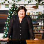 Maggie De Block in Bake Off Vlaanderen Kerstspecial 2020