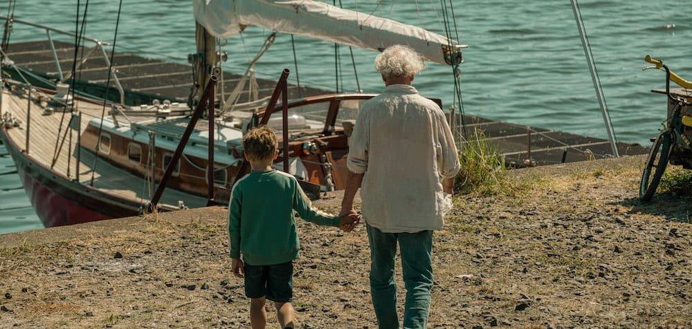 Lennard Corne en Gene Bervoets in Beau Sejour 2