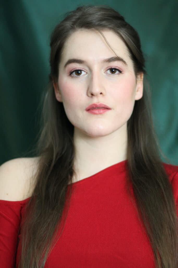 Actrice Anna De Ceulaer - Black-Out, Gent-West en Cold Courage
