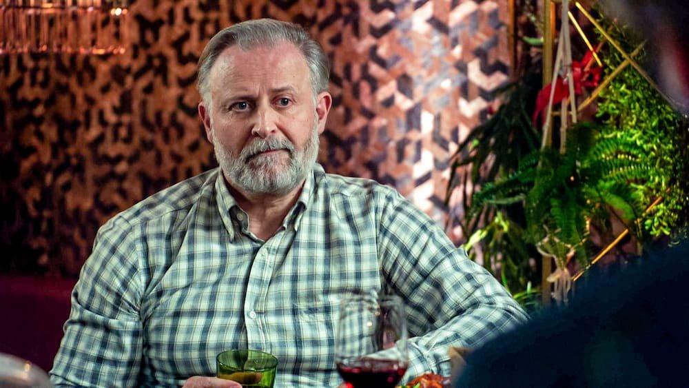 Bert Cosemans als Simon in de cast van telenovelle Lisa