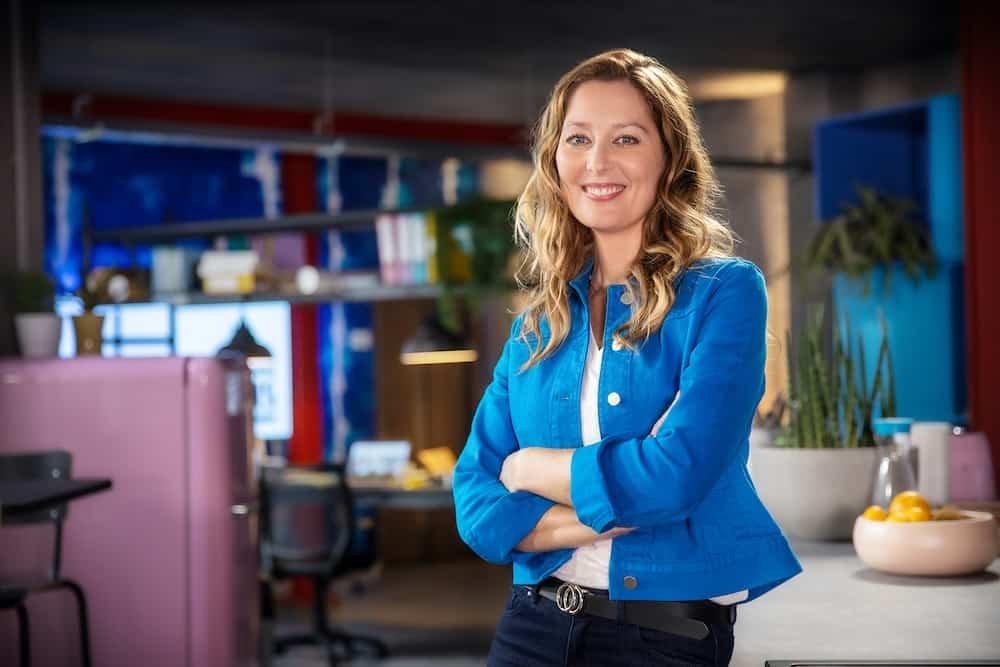 Elke Van Mello speelt Renée in telenovelle Lisa