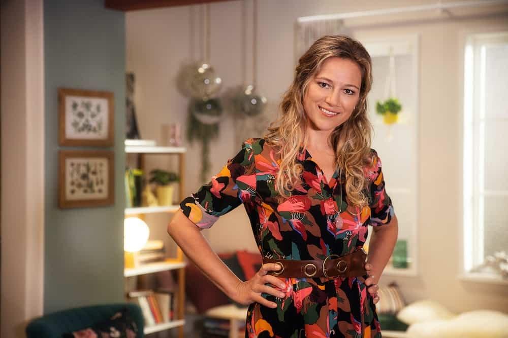 Hilde De Baerdemaeker als Suzanne in telenovelle Lisa