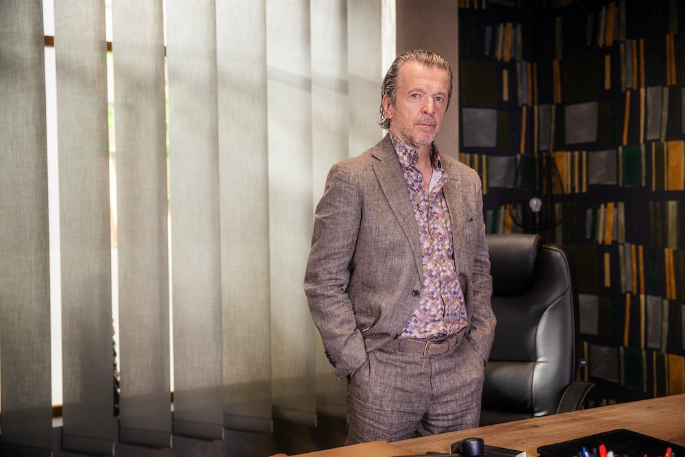 Lucas Van den Eynde speelt Mark in telenovelle Lisa