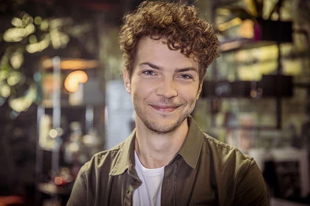 Oscar Willems speelt Jonas in telenovelle Lisa