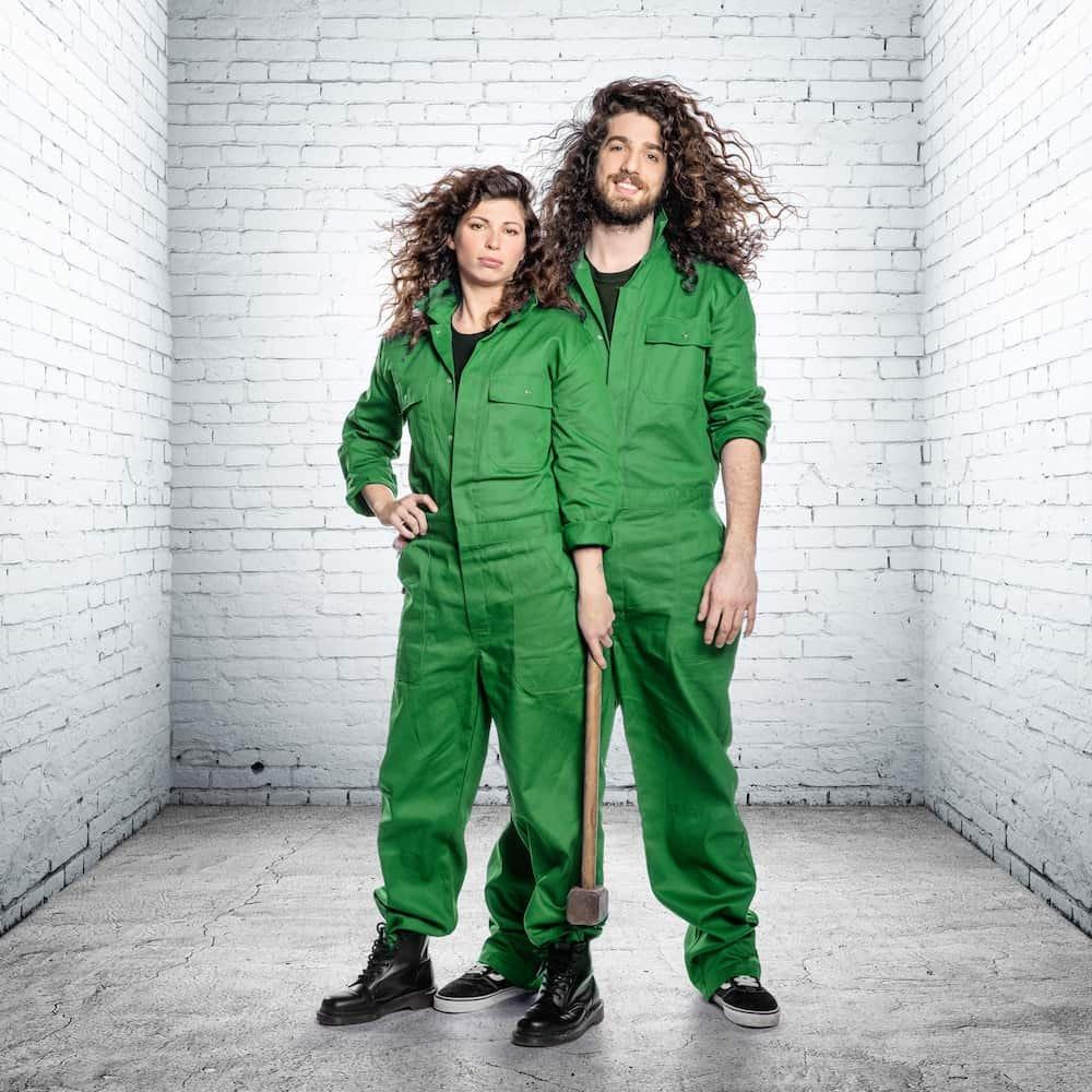 Jerina en Harry: deelnemers Huis Gemaakt VTM