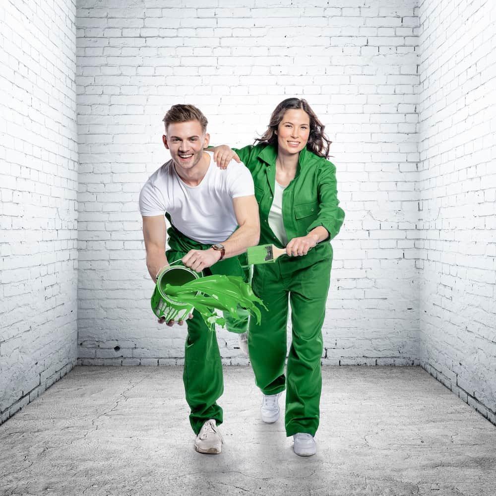 Tobias en Femke: deelnemers Huis Gemaakt VTM
