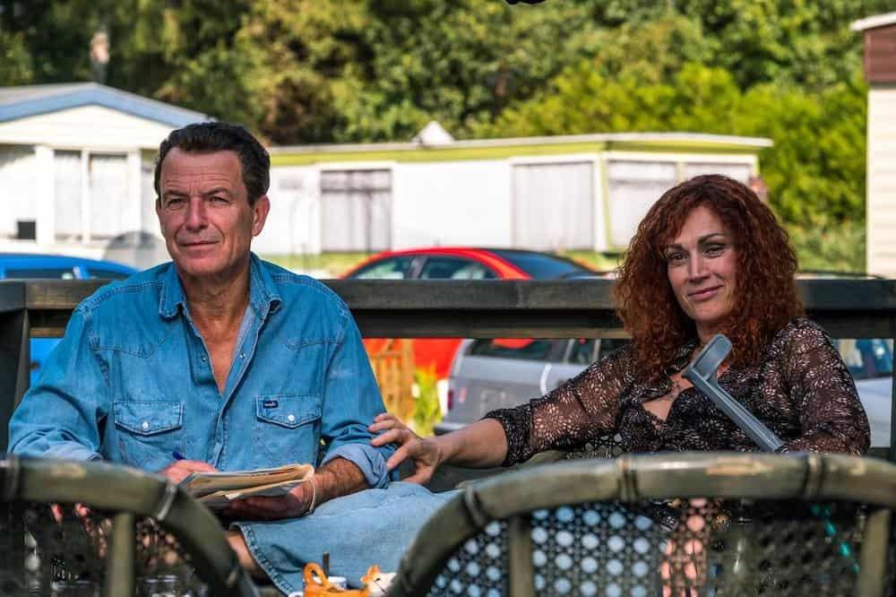 Raymond Thiry en Monic Hendrickx in Ferry film op Netflix