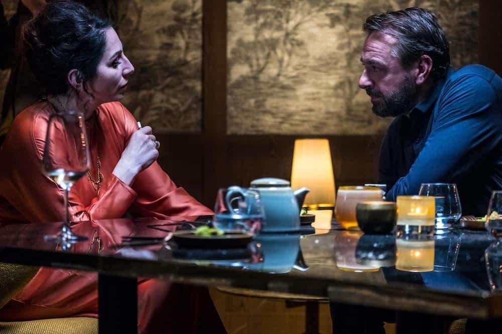 Tom Waes en Nazmiye Oral zijn dit najaar te zien in het derde seizoen van Undercover op Netflix en Eén